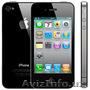 Apple,  iPhone 32GB 4 Черный разблокирована